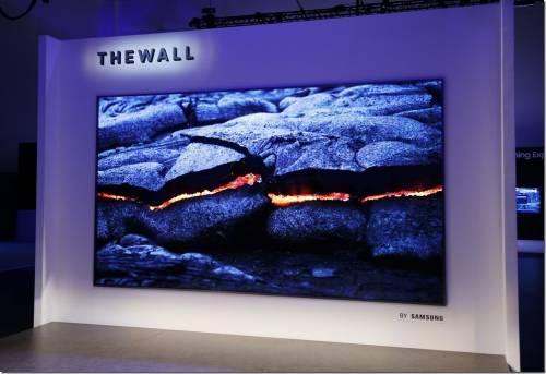 三星推出首款 MicroLED 電視 MicroLED 究竟是什麼?