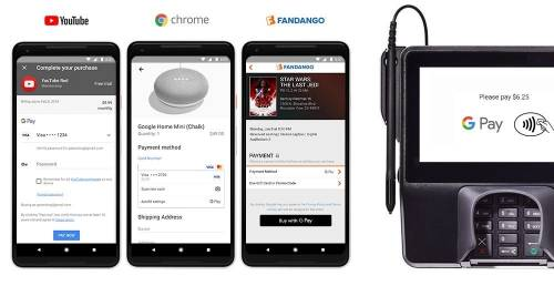 Google Wallet 加上 Android Pay 以後就叫做 Google Pay!