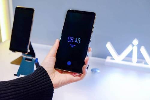 vivo 宣布 螢幕指紋辨識手機正式進入量產階段