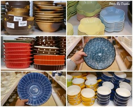 僑俐瓷器 彰化店 日製陶瓷餐具 39 元起 樣式眾多 風格多元 自用開店兩相宜