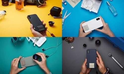 玩點互動 SNAP X 手機殼玩色開賣