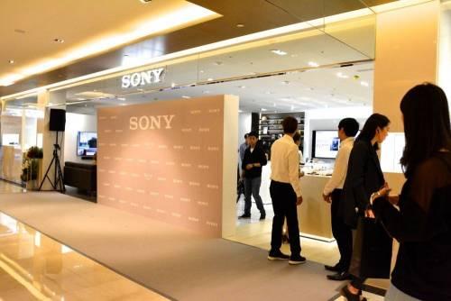 Sony信義微風直營店5日開幕 限量好禮大方送