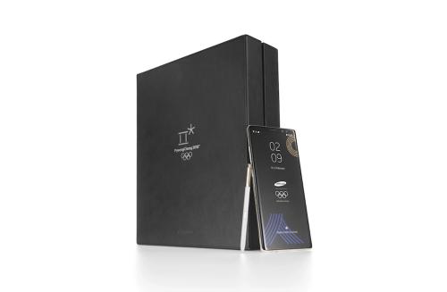 美哉!Galaxy Note 8 冬奧限定版 只送不賣