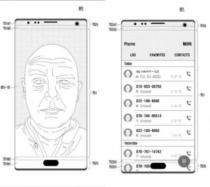 最極致的全螢幕?三星 新專利曝光 自拍鏡頭將隱藏於螢幕中