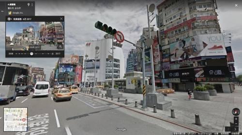 Google Map 街景服務 也能從舊街景看見回憶!