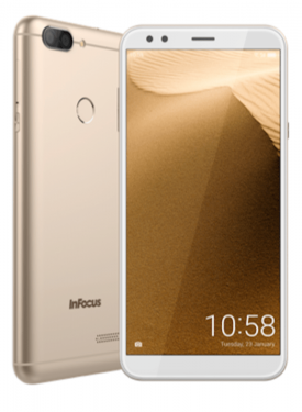 InFocus首款全螢幕手機 M7s 一月底亞太電信開賣