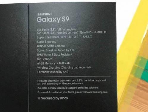 三星釋出邀請函 Galaxy S9 將於 2 月 25 日西班牙發表!