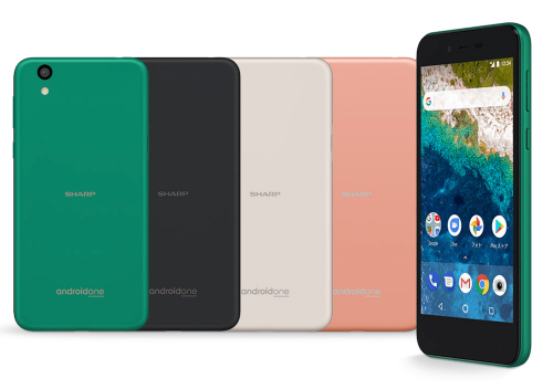 Android One 日系三防機 Sharp S3 日本亮相