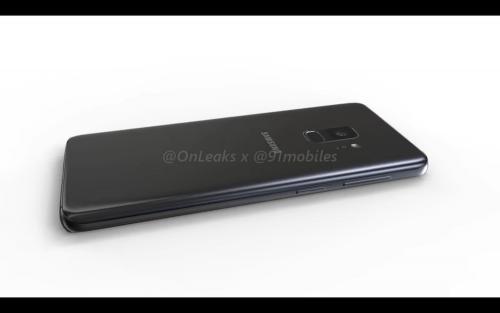 外觀大致已定 三星Galaxy S9 實機操作影片曝光