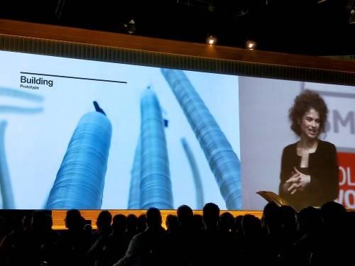 SOLIDWORKS World 2018 3D 技術延伸到藝術與建築面!