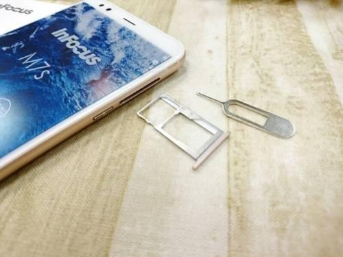 InFocus M7s 18:9 全螢幕手機,價錢便宜功能多CP值超高