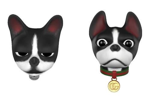 狗年祝賀新選擇 Gucci 推出Bosco和Orso兩款Animoji表情動畫