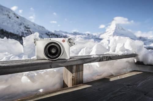 搭冬奧話題! 徠卡Q 推限量 300 台皓雪款特別版