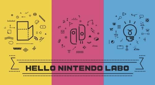[快訊] Nintendo Labo 推出新的介紹影片和... 開放預購了!