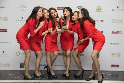 AirAsia 提供會員 ROKKI 航班免費機上網路服務