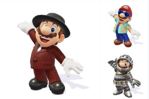 Super Mario Odyssey 瑪利歐奧德賽 新增氣球遊戲模式 還能挑戰世界排名!