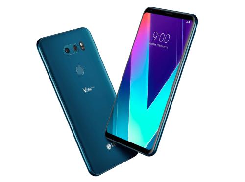 集成大量AI人工智慧 LG V30S ThinQ MWC 2018發表亮相