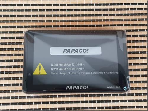 要去哪裡?用說的! PAPAGO! WayGo!550 聲控衛星導航動手玩