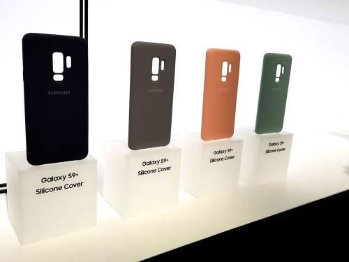 Samsung Galaxy S9 S9+ DeX Pad 保護殼等週邊配件好吸睛