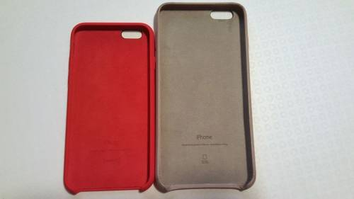 質感滿點 APPLE原廠iPhone保護殼 玫瑰灰皮革 PRODUCT RED矽膠兩款分享