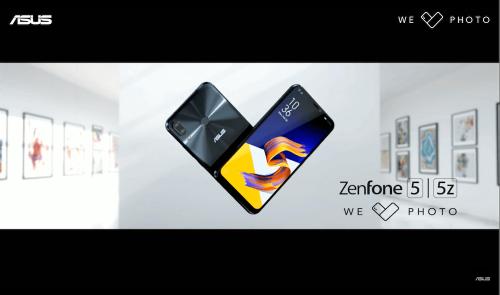 全新 ASUS ZenFone 5 系列正式發表 預計最快三月上市