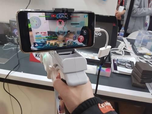 TORI-ARGO 槍形控制器 讓射擊遊戲可以變得更加直覺