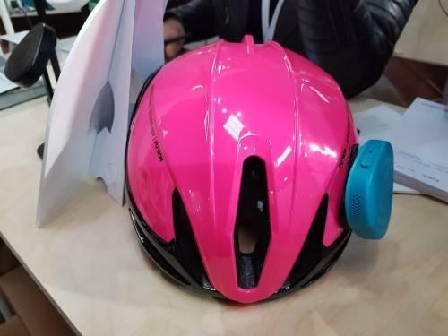 Ahead 一款能安裝在各式安全帽的藍牙耳機