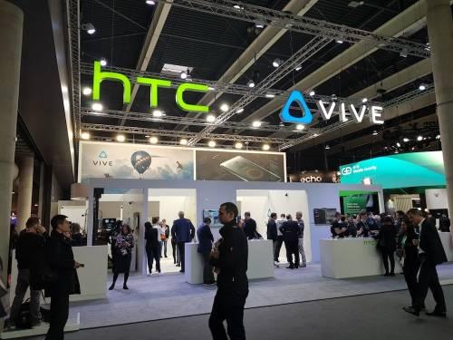 王雪紅領軍闡述VR願景 HTC MWC 2018展出VIVE Pro與U11系列產品