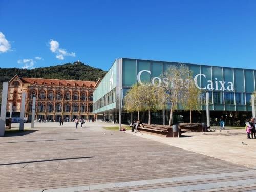 Barcelona 科學博物館 CosmoCaixa 互動式科學體驗 從學習中上知天文下知地理!
