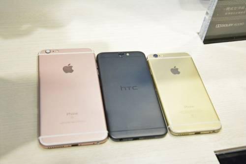 HTC one A9台灣發表四色到齊 即日起開放預購