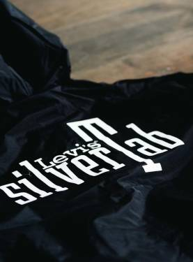 LEVI'S 全新 SILVERTAB 銀標復刻系列 專屬年輕的寬潮革命!