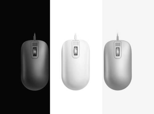 小米眾籌智能指紋滑鼠 讓電腦資料變得更安全