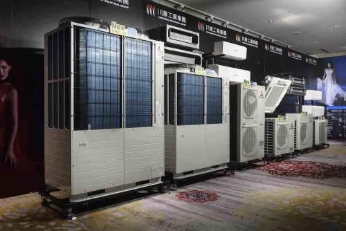 三菱重工 2018 KXZ 旗艦級商用中央空調 正式登台