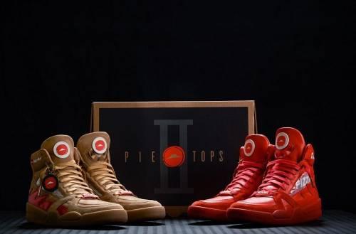 用鞋子訂 Pizza Hut Pie Tops II 甚至還能暫停電視了