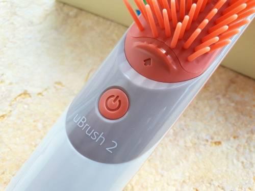 OSIM uBrush 2 摩髮梳 邊梳頭還能邊按摩!