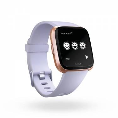 Fitbit Versa 為女性量身打造的貼心智慧手錶!