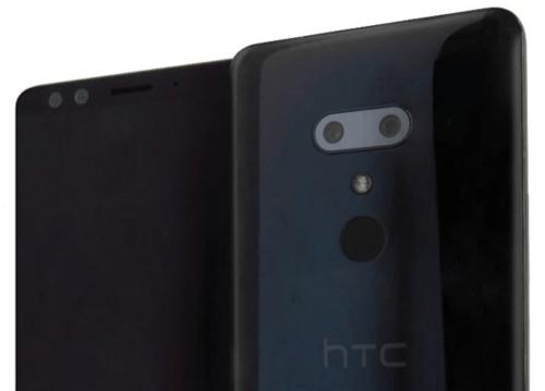 HTC U12+ 渲染圖曝光 即將回歸雙主鏡頭行列