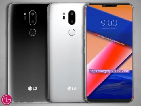 LG G7 渲染圖曝光 不排除採用異形切割全螢幕