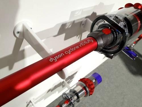 Dyson 無線吸塵器 V10 全新馬達強力上市