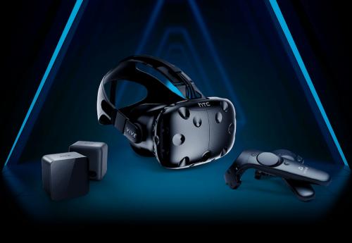 HTC VIVE Pro 開放預購 前代VIVE套件全面降價