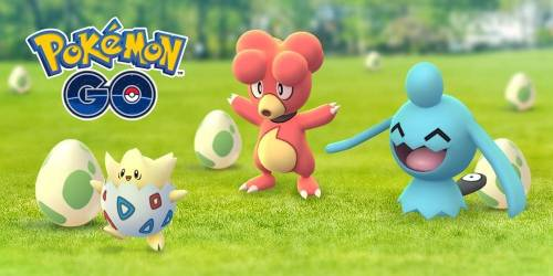 Pokemon GO 「全民找蛋大作戰」 準備迎接 2KM 的驚喜蛋!