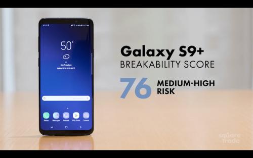 暴力測試! Galaxy S9 S9+耐用度報告出爐
