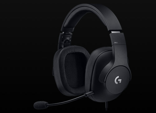 為高階電競體驗而生 羅技推出 Logitech G Pro 專業遊戲耳機