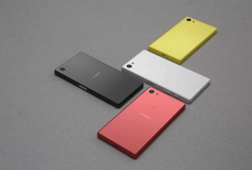 Sony XPERIA Z5 Z5 Compact 10月1日同時開賣