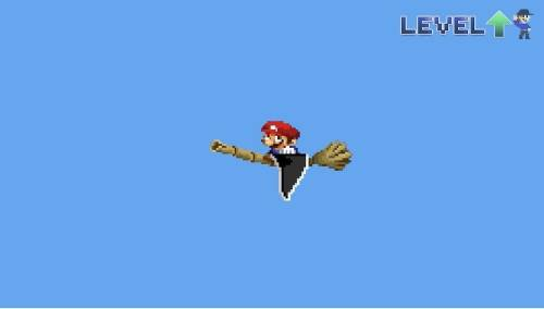 《超級瑪利歐》立方體遊戲關卡 你看得出是結合哪三款經典遊戲嗎?