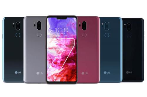 LG G7 ThinQ 渲染圖曝光 多達五種顏色可選