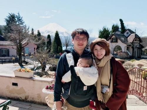 東京親子自由行 帶一歲嬰兒去日本東京自駕看富士山!行程分享 注意事項 租車 嬰兒用品