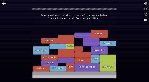 Google AI 新遊戲 Semantris 挑戰你的反應和... 英文單字能力!