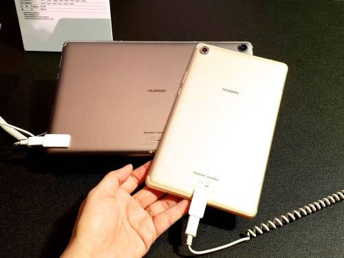 華為全新 MediaPad M5 系列 2K 螢幕帶給消費者輕鬆卻精緻視覺饗宴