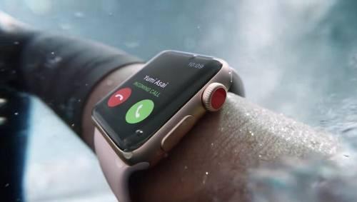 Apple Watch LTE 版本 5 月中在台灣上市!